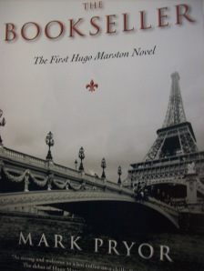 Book about French book seller