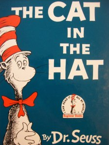 "Was the parental role stereotype in The Cat in the Hat egalitarian or ongoing?  Please excuse me while I look up the word ""egalitarian."""
