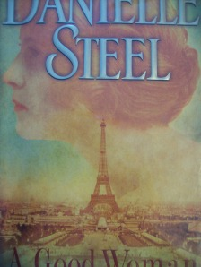 Even though Danielle Steel wrote this novel a few years ago, I'm pretty sure she's still writing books.