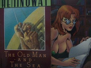 Old Man and LIterary Girlfriend