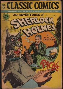 This comic book was more faithful to the books than just about any movie or television version. (image via Wikimedia)