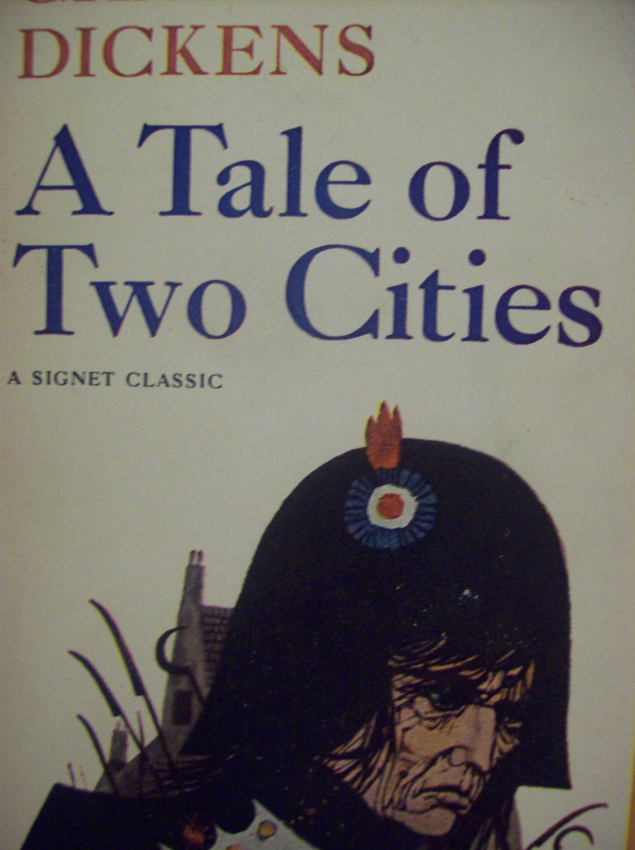 bad sentences in classic literature a tale of two cities be not the most attractive cover in the world but this is the copy i
