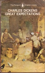 Because it's called Great Expectations, everybody's expectations of it are too... high.